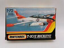 Matchbox 1/72 t-2c/e buckeye