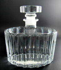 New listing Crystal Glass Wiskey Decander With Stopper 32 Oz. (Le)
