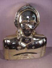Vintage Star Wars action figures C-3PO carrying case 1983 Kenner toys LFL