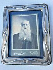 Vintage Large Silver Picture Frame by Keyford Frames Limited 1988