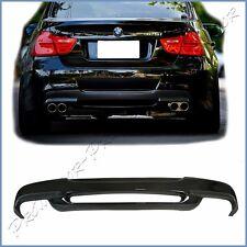 3K Carbon Fiber 3D Type Diffuser E90 E91 BMW 06-11 335i 328i M-Tech Sport Bumper
