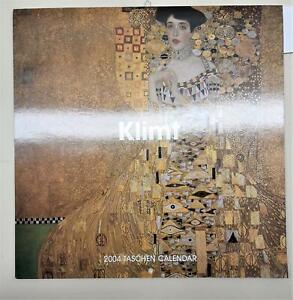 Calendario Calendar 2004 Klimt Taschen