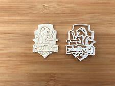 Gryffindor badge Harry potter-inspired Cookie Cutter Fondant Cake Decorating
