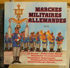 Marches militaires allemandes vol 2 LP NM, CV EX