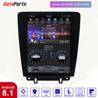 Android 8.1 Autoradio for Ford Mustang 2010-2014 Stereo GPS Navigation Car DVD