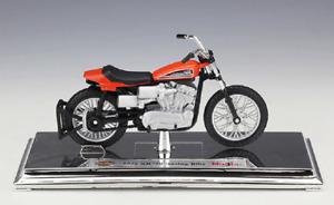 Maisto 1:18 Harley Davidson 1972 XR750 Racing MOTORCYCLE BIKE Model NEW IN BOX