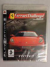 Ferrari Challenge TROFEO PIRELLI PS3 Neuf Authentique Officiel Scellé REGION 2