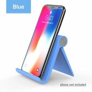 Phone Holder Stand Mobile Smartphone Support Tablet Stand for iPhone Desk Portab