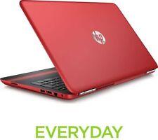Portátiles y netbooks color principal rojo