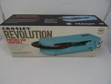 Crosley Revolution Portable USB Turntable - Convert Vinyl to Digital