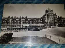 BUTLIN'S QUEENS HOTEL CLIFTONVILLE REAL PHOT POSTCARD