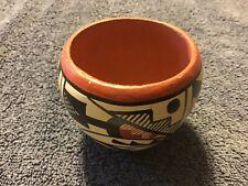 M.C. Tosa Jemez Southwest Native Pottery: Cup: New Mexico