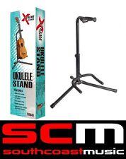 Xtreme TV9640 Ukulele Stand Portable Light Soprano Concert or Tenor Uke Holder
