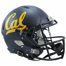 CALIFORNIA CAL GOLDEN BEARS RIDDELL SPEED FULL SIZE REPLICA FOOTBALL HELMET