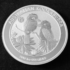 2013 Australian Kookaburra Silver Coin F15 PRIVY Fine Silver LOW MINTAGE RARE