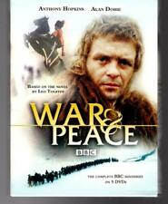 DVD WAR AND PEACE Anthony Hopkins