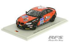 BMW m235i - 24h Nurburgring 2014-wirtz/rink/Kvitka - 1:43 spark sg165