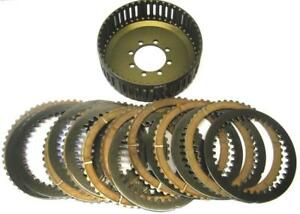 Ducati 748/749/851 and more EVR Z48 sintered Plates & Basket Set 38.5 MM discs