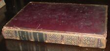 1890, OLIVER GOLDSMITH, THE VICAR OF WAKEFIELD, 1ST ED ILLUSTRATED HUGH THOMSON