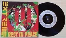 """EXTREME - REST IN PEACE - 45 GIRI 7"""" UK"""