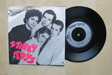 """STINKY TOYS Boozy Breed / Drivers Blues UK 7"""" in picture sleeve Polydor 2056 630"""