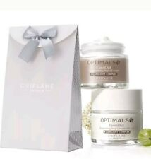 Oriflame Optimals Even Out Day & Night Creams + Gift Bag