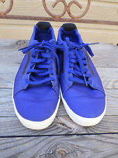 VANS Blue Skate Shoes Men's size 10.5