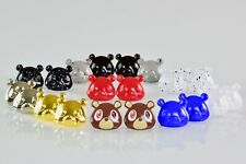 GRADUATION BEAR METAL LACE LOCKS CHARMS LOCK FOR ALL SHOES BUY 2 GET 1 FREE