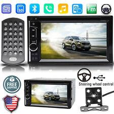 For Kia Sportage Optima 6.2 inch CD DVD AUX BLUETOOTH Car 2 Din Stereo + Camera