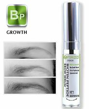 BIOTIN PEPTIDE Infused Eyebrow Serum Get Visibly Longer, Fuller, Thicker, Darker