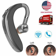 5.0 Bluetooth Headset Wireless Earpiece Earphones Compatible with iPhone Android