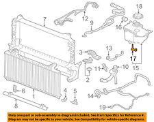 JAGUAR OEM 10-15 XF Cooling System-Coolant Reservoir Tank Level Sensor C2Z6566