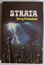 Terry Pratchett - STRATA - Signed BCE!
