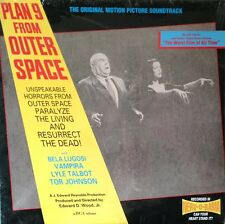 Piano 9 from Outer Space   The Original Motion Picture Soundtrack   VINILE NM