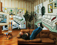 Roy Lichtenstein #1 Print 11 x 14  #4019