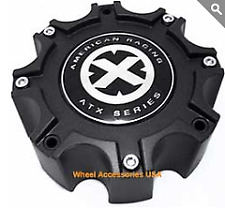 American Racing 185 Crawl  377B1708HT Center Cap Teflon fits 8 LUG Wheel ONLY