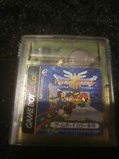 ⭐Dragon Quest III 3 Game Boy Color GBC GB Japan🎌Jap⭐