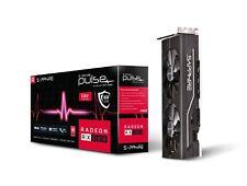 Sapphire AMD Radeon RX 580 Pulse OC Lite 8GB GDDRS Grafikkarte 2 x HDMI / 2 x DP
