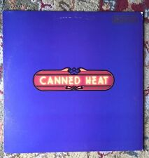 CANNED HEAT The Human Condition 1979 TAKOMA PROMO LP RARE