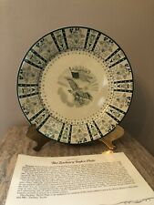 Danbury Mint President Zachary Taylor White House Bavaria China Collector Plate