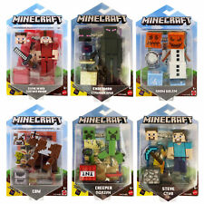Minecraft Earth Comic Maker 3.25-Inch Action Figures *Choose Your Favourite*