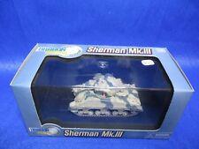 AF834 DRAGON ARMOR SHERMAN MK.III SICILE 1943 1/72 Ref 60309 WWII NB