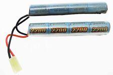 Pacco batteria Calcio Crane 2200 mAH 9,6 V E-Power