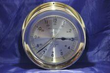 Bell Clock Co. Quartz Ship's Clock