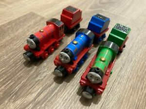 Take N Play Rex,Mike,Bert Trains From Thomas The Tank engine & Friends Toy Kids