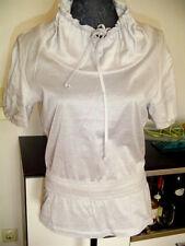 Mexx Damen Top Shirt Bluse Gr S/M Aktuell  Modetrends