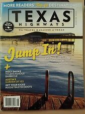 Texas Highways Top 40 Destinations Possum Kingdom August 2014 Free Shipping!