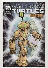 TMNT Micro-Series Fugitoid # 8 A (Sep 2012, IDW) NM-