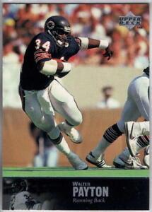 1997 Upper Deck Legends Football - Pick A Player