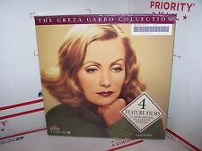 The Greta Garbo Collection (Laserdisc, 1991) NEW AND SEALED!!